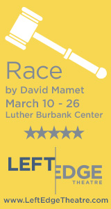 Left Edge Theatre presents Race