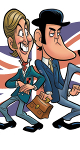 John Cleese & Eric Idle </br> <em>Together Again At Last ... For the Very First Time</em>