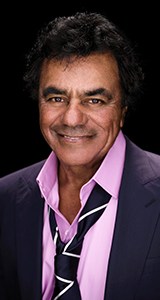 Johnny Mathis – The Voice of Romance Tour 2017