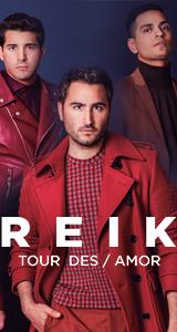 REIK - Tour DES/AMOR 2017